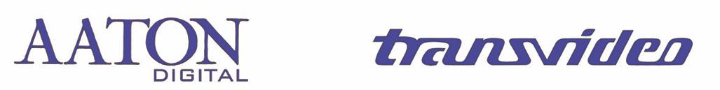 Aaton Transvideo Logo