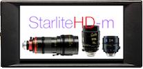 StarliteHD-m Transvideo camera metadata video assist oled monitor recorder lens reader