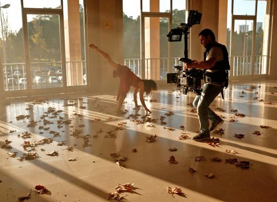 Ballet Dancer, institutional film for Aula Magna Orchestra, 2019, camera Sony Venice, lens Arri Signature Prime 21mm
