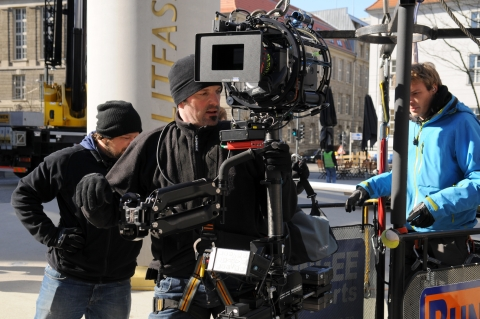 Benjamin Treplin - MK-V AR rig with CineMonitor SD in 2012